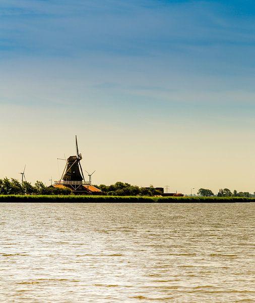 Windmolen van René Holtslag