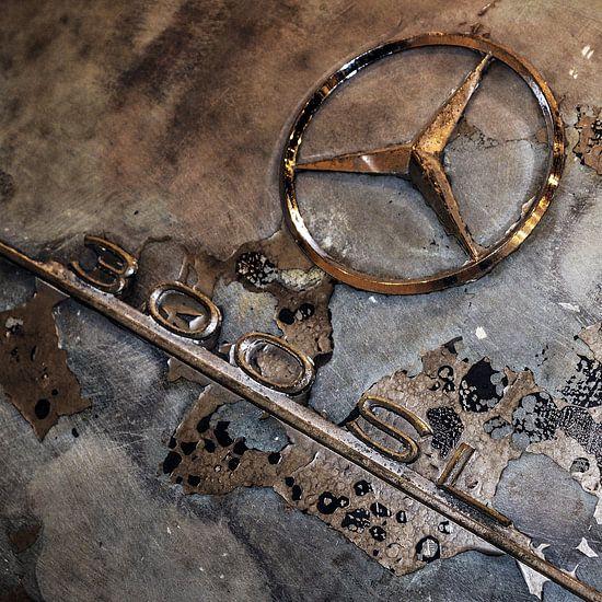 Mercedes 300 SL von Michiel Mulder