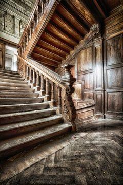 Wunderschöne Treppe 3 von Kirsten Scholten