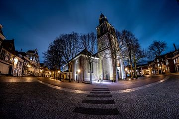 De nacht kerk van Jesper Drenth