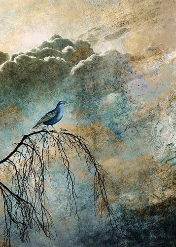 HEAVENLY BIRD II van Pia Schneider