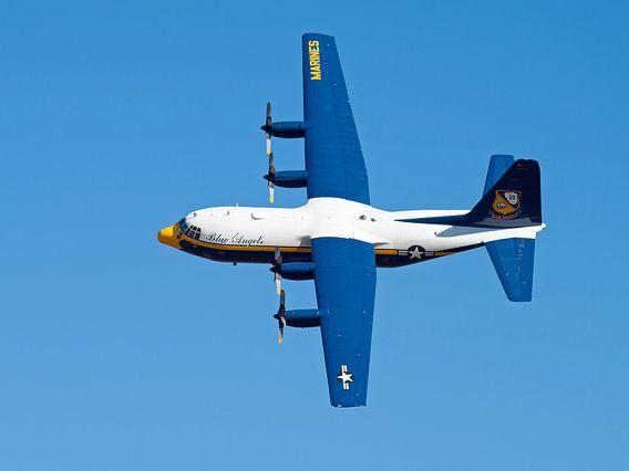 Blue Angels Fat Albert C-130T Hercules van Bob de Bruin