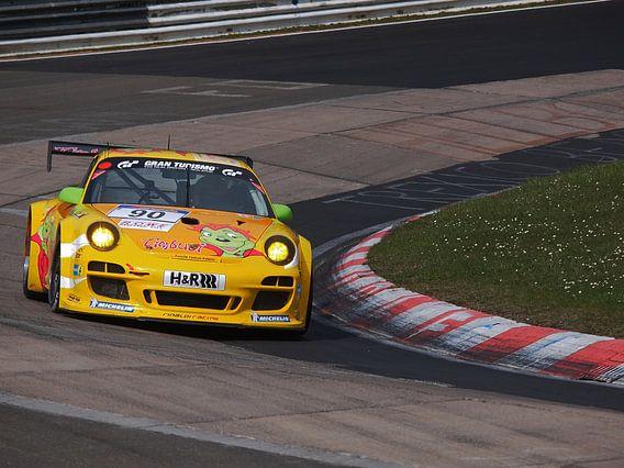 Porsche Spotwagen