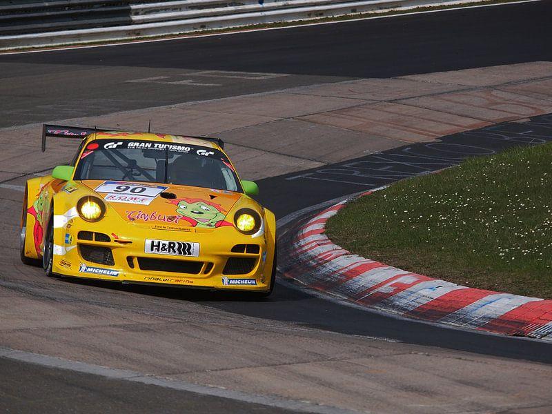 Porsche Spotwagen von Roland Klinge