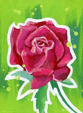 Rauhe Rose von ART Eva Maria