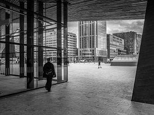 Stationplein Rotterdam van