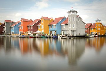 Reitdiephaven Groningen von Mark Bolijn