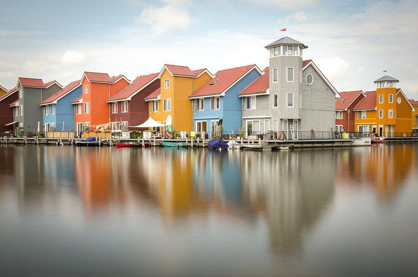 Reitdiephaven Groningen van Mark Bolijn