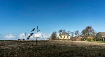Groninger village Stitswerd sur Bo Scheeringa Photography