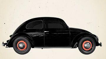 VW Originele Kever van aRi F. Huber