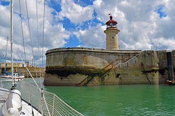 Vertrek uit haven Ramsgate - UK van Judith Cool