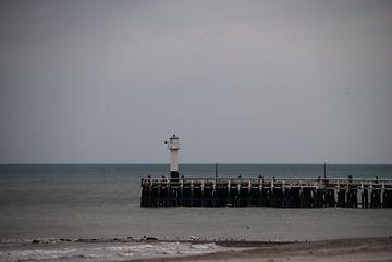 Pier Nieuwpoort von Manuel Declerck