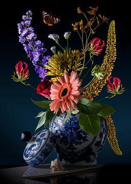Royal Flora sur Sander Van Laar