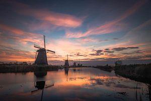 De molens van Kinderdijk van Sem Wijnhoven