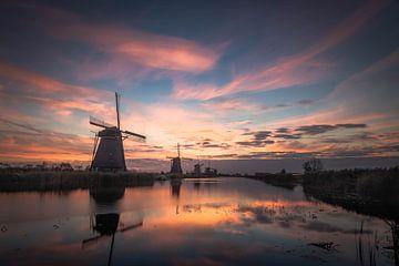 De molens van Kinderdijk von Sem Wijnhoven