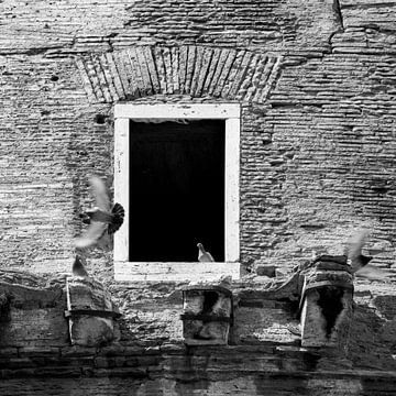 Pantheon, Rome von Cor Ritmeester