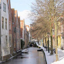 Centre-ville d'Alkmaar sur Barbara Brolsma
