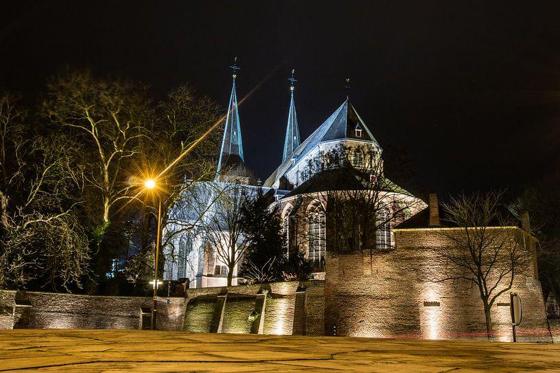Bergkerk Deventer van Frank Slaghuis