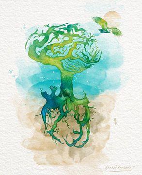 de boom der wijsheid - 01 van Ilse Schrauwers, isontwerp.nl