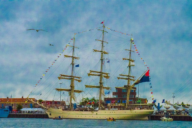 Sail Den Helder 2017  van Freddie de Roeck