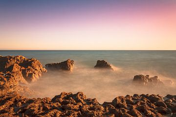 Portugese Seascape sur Tom Roeleveld