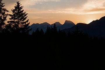 Is dit Yosemite National Park? van Hidde Hageman