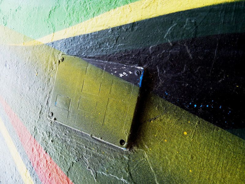 Urban Communication 18 van MoArt (Maurice Heuts)