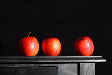 Apfel Trio von Gerhard Albicker