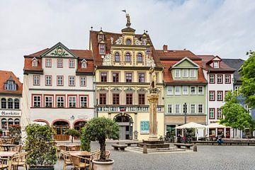 Marché aux poissons d'Erfurt sur Gunter Kirsch