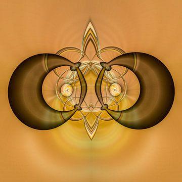 Fantasierijke abstracte twirlillustratie 106/53 van PICTURES MAKE MOMENTS