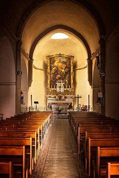 Kleine französische Kirche von Anouschka Hendriks
