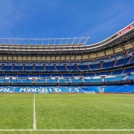 Estadio Santiago Bernabéu - Madrid - 2 von Nuance Beeld