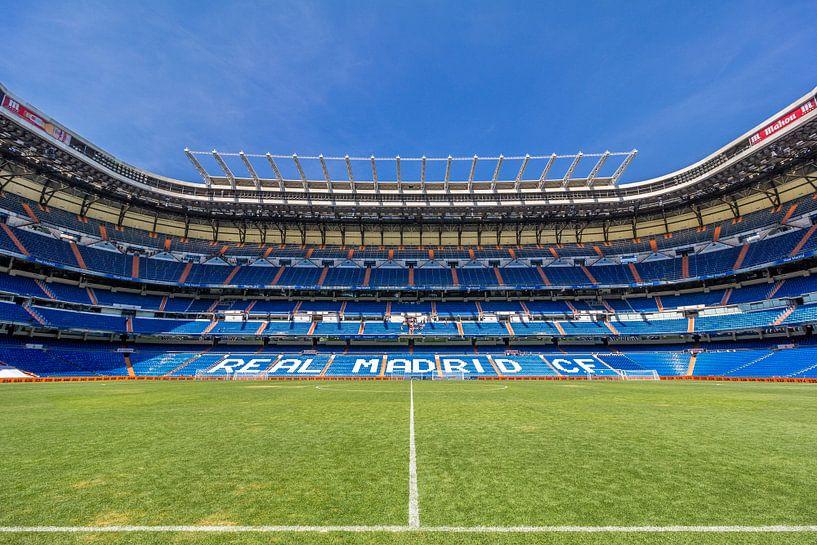 Estadio Santiago Bernabéu - Madrid - 2 van Nuance Beeld