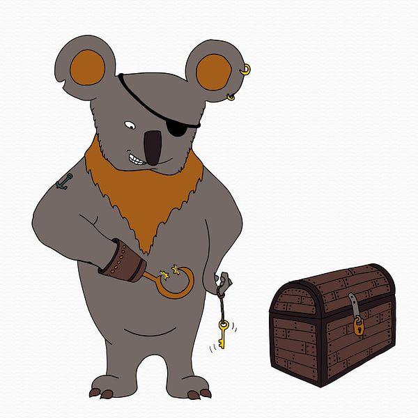 Koala Piraat