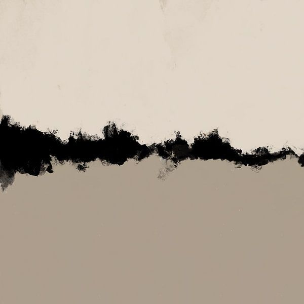 Modern abstract - leaena van YOPIE illustraties