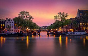 Amsterdam Prinsengracht von Albert Dros