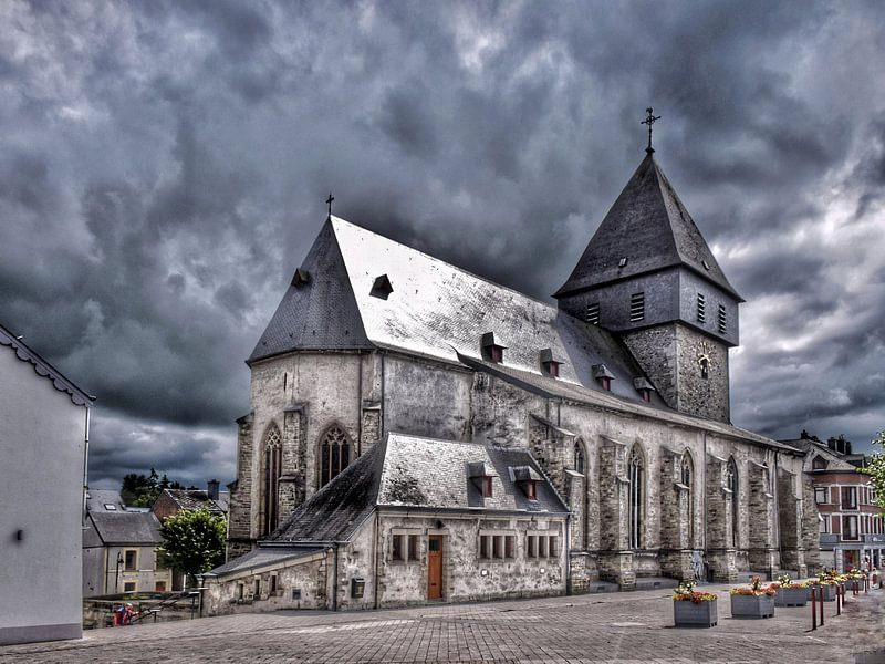 L'église Saint-Pierre van Nico Dam