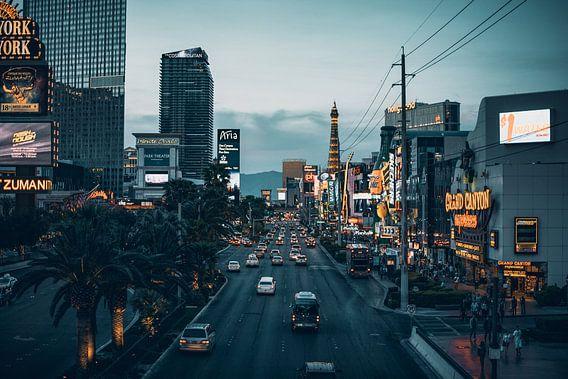 Las Vegas Strip by night - Nevada, U.S.A.