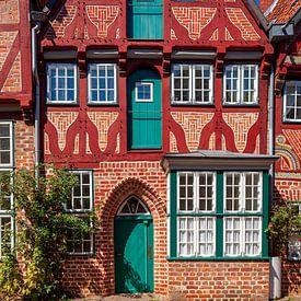 Historische Fachwerkhäuser, Altstadt, Lüneburg von Torsten Krüger