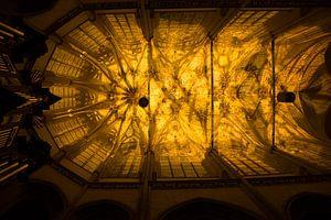 Plafond van een kerk