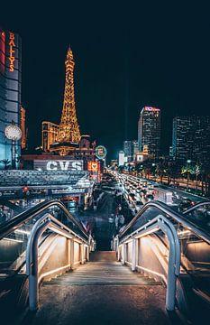 Paris in Vegas van