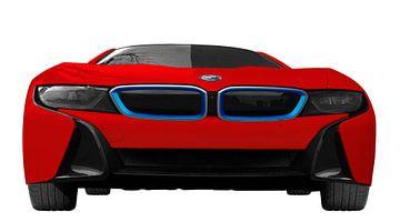 BMW i8 (Typ I12) von aRi F. Huber