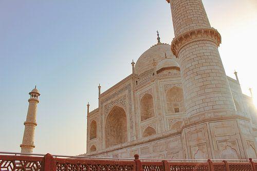 Sunrise Taj Mahal Agra India