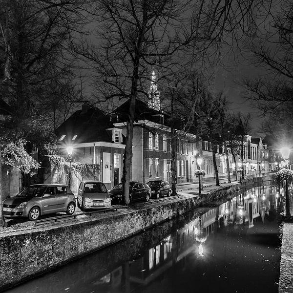 Hometown Nocturnal # 12 van Frank Hoogeboom