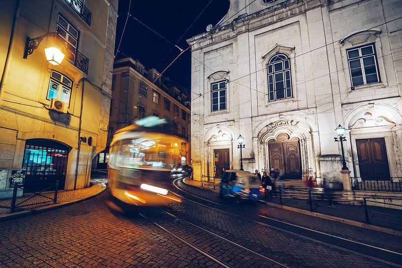 Lisbon - Largo da Madalena van Alexander Voss