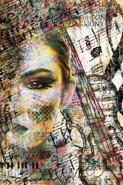 Muziek in het hoofd van Marion Tenbergen