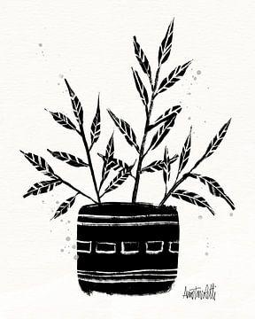 Botanische schetsen IX, Anne Tavoletti van Wild Apple