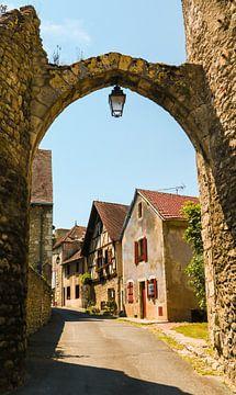 Charroux, Frankrijk van Lily Ploeg