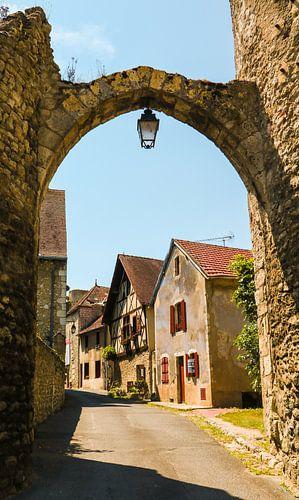 Charroux, Frankrijk van