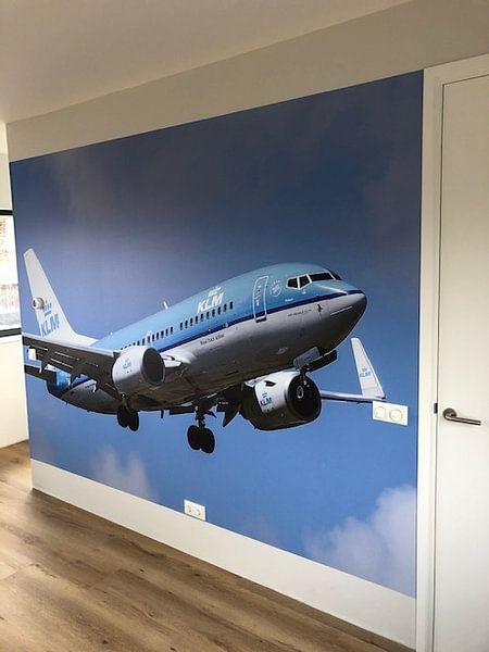 Kundenfoto: KLM Boeing 737 von Sjoerd van der Wal